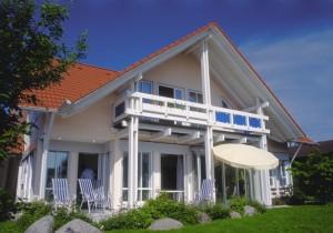 Vermittlung von Immobilien und Traumhäusern